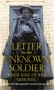 Letter to an Unknown Soldier - the book!