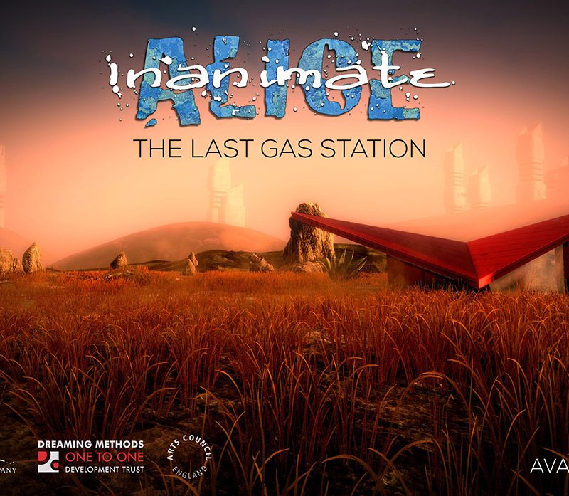 Inanimate Alice – The Last Gas Station