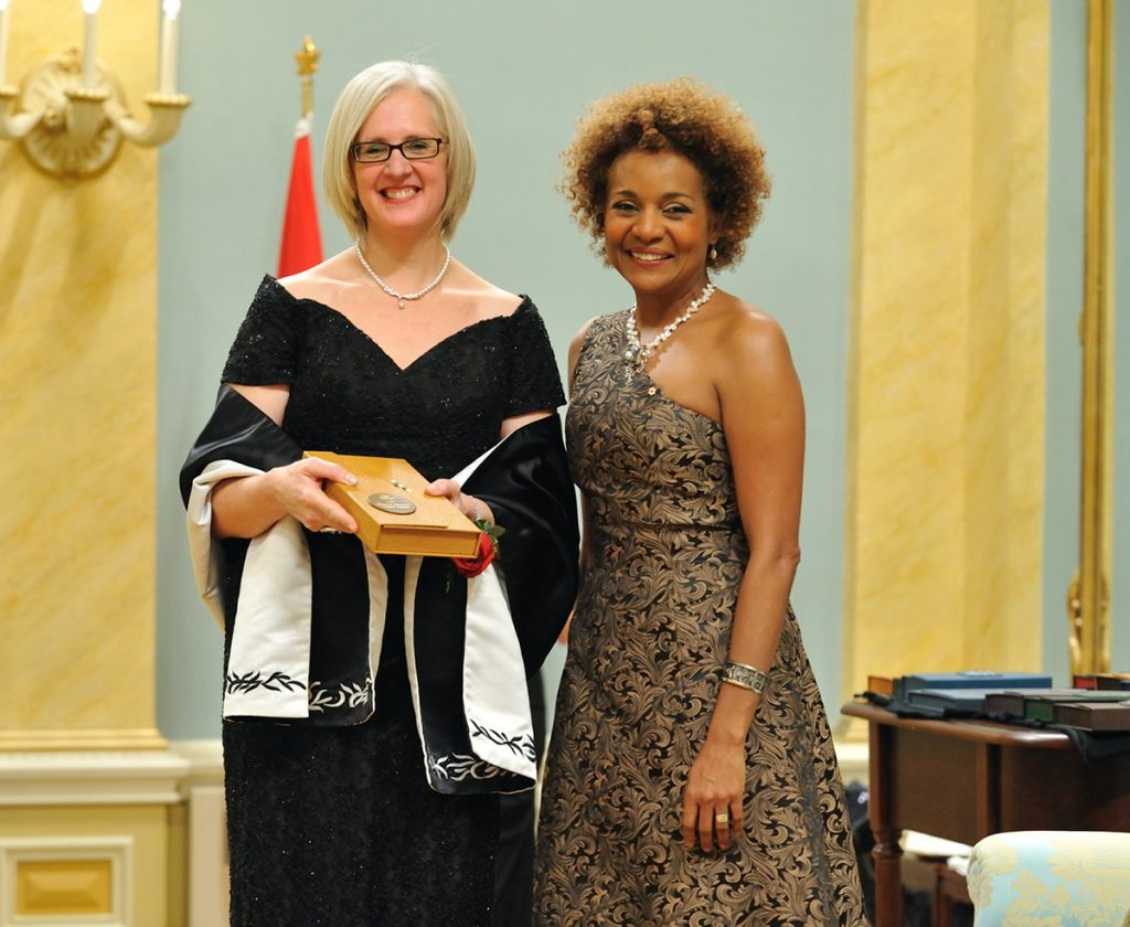 Kate Pullinger wins Governor General's Award
