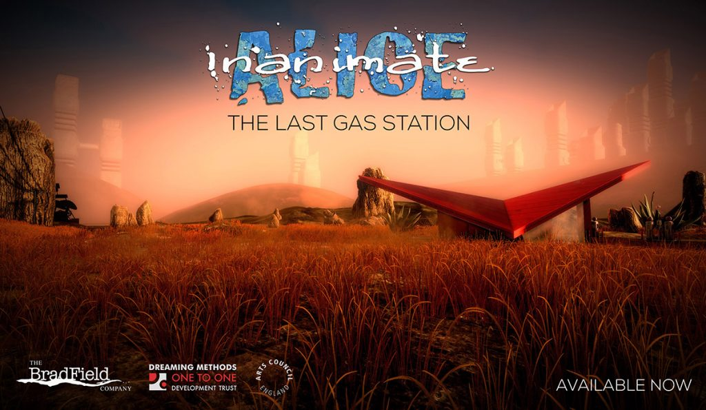 Inanimate Alice 6 - The Last Gas Station